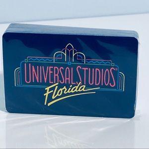 Universal Studio Florida Playing Cards New Sealed